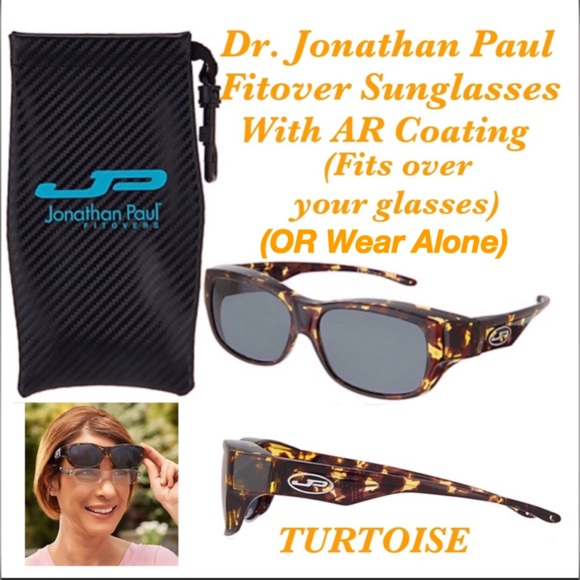 949e67178dd JONATHAN PAUL Fitovers Sunglasses